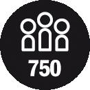 více než 750 spokojených zákazníků