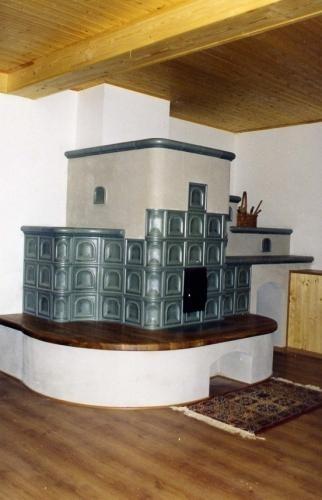 Realizace kachlových kamen